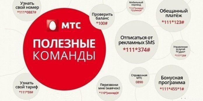 Услуга Живой баланс от МТС