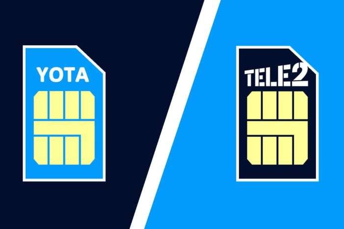 Теле2 или йота?